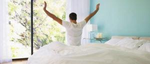 Радостное пробуждение