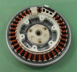 Разобраный инвенторный мотор