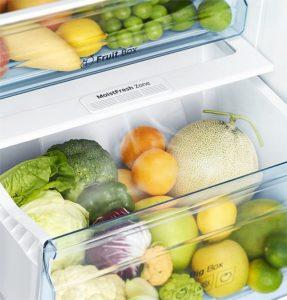 Зона свежести для фруктов