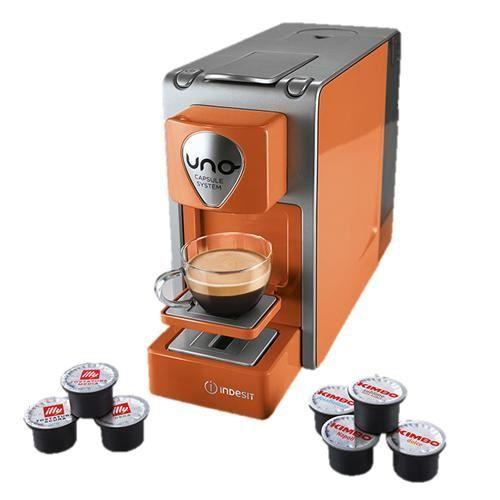 Капсульная кофемашина и капсулы