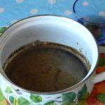 Кофе сваренный в кастрюле