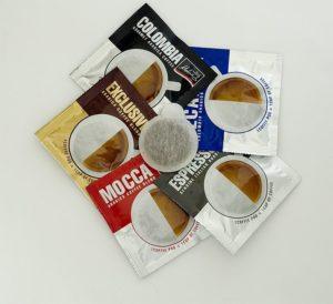 Разные кофейные чалды