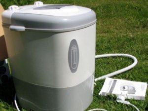 Стиральная машинка без подключения к водопроводу