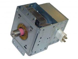 устройство магнетрона микроволновой печи