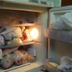 Почему возникает запах в морозильной камере