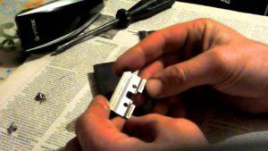 Как настроить машинку для стрижки волос