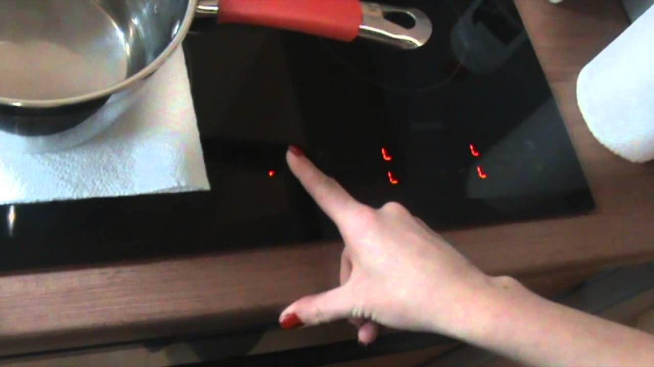 Как включить электрическую плиту