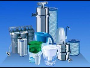 Какие бывают фильтры для воды