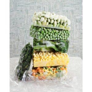 Какие овощи можно замораживать в морозильной камере