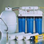 Устройство фильтра для очистки воды