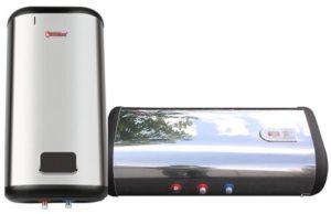 Вертикальный и горизонтальный водонагреватель