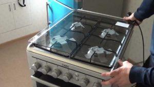 настройка газовой плиты