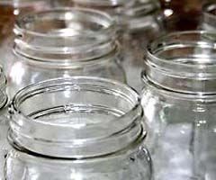 Подготовка банок к стерилизации
