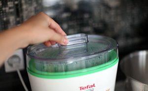 пользование йогуртницей