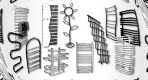 разновидности электрических полотенцесушителей