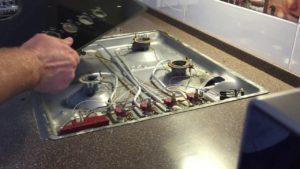 ремонт электроподжига дома