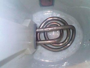 Спираль в электрочайнике