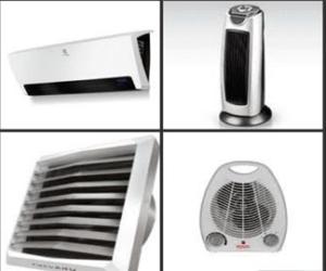 Виды тепловентиляторов