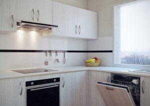 Выбор места для установки электрической плиты