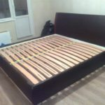 Как разобрать кровать