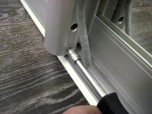 Механизм шкафа-купе