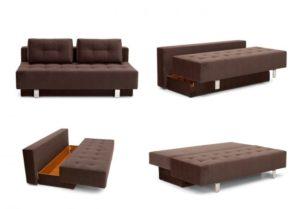"""Как собрать диван """"Еврокнижка"""""""