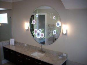 Как восстановить зеркало.