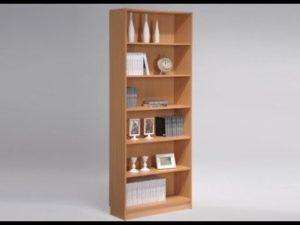 Книжный шкаф своими руками.