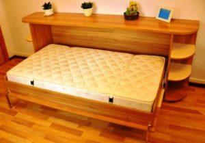 Кровать-трансформер своими руками