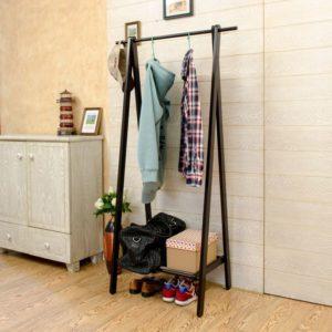 Напольная вешалка для одежды своими руками.