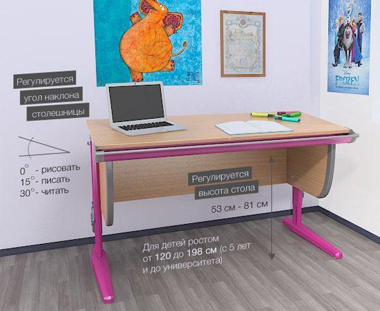 Высота письменного стола для школьника.