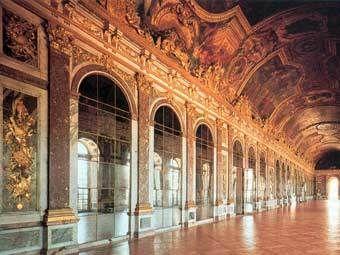 Зеркальные залы на Руси