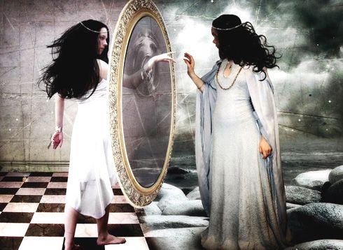 Зеркало и мистика.