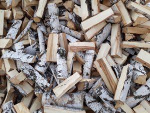 берёза дрова
