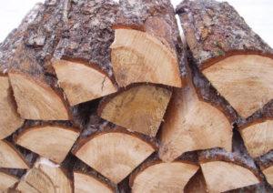 дуб дрова