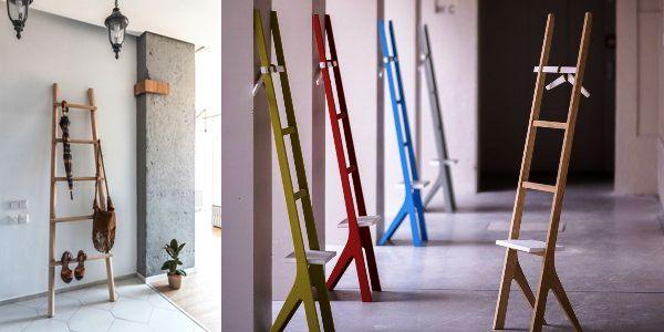 Лестница для одежды.