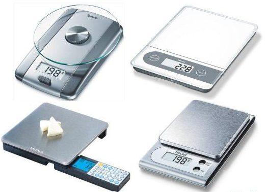 кухонные электронные весы