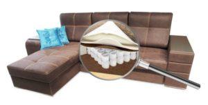 наполнитель для дивана какой лучше