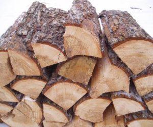 осина дрова
