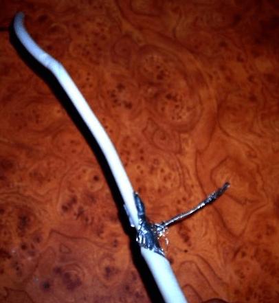 Правильно подготовить кабель