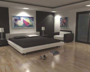 Фото современных спален 3