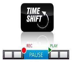Что такое функция timeshift в телевизоре.