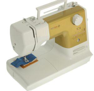 Что такое петля полуавтомат в швейной машине.