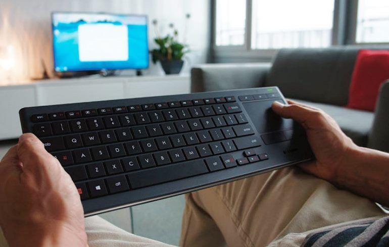 Для чего нужно подключать клавиатуру к телевизору.