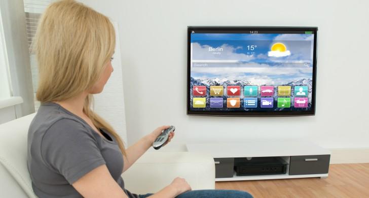 Дополнительные функции умного телевизора