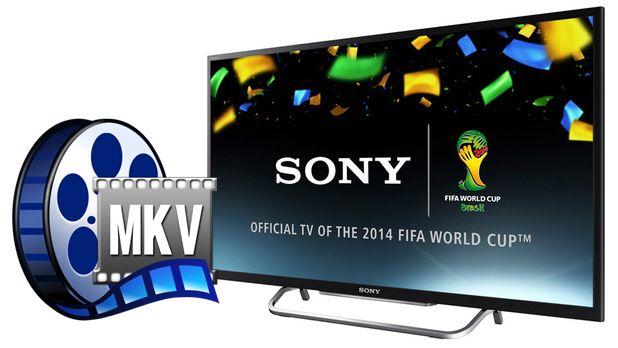Как смотреть на телевизоре формат MKV.