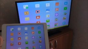 Инструкция подключения планшета к телевизору