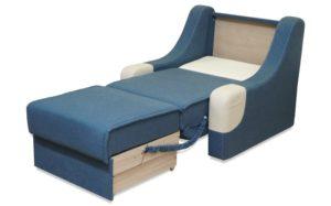 Как функционирует кресло-кровать
