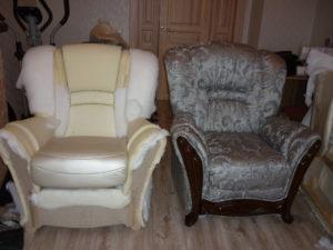Как можно переделать старое кресло
