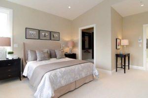 Как сделать гардеробную комнату в спальне
